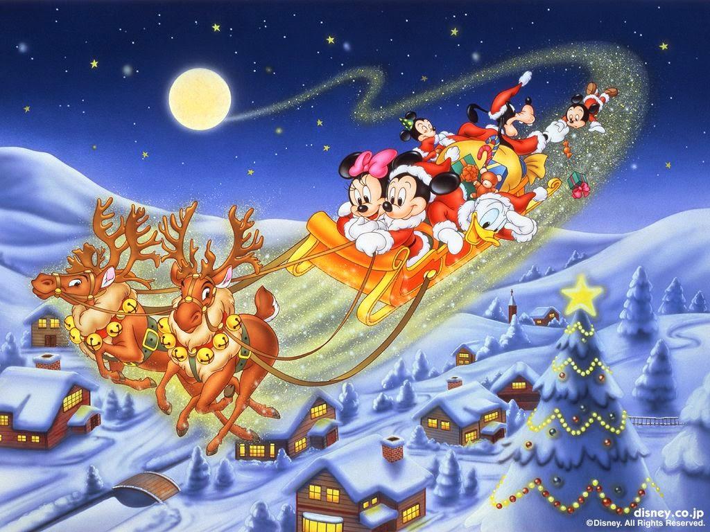 Mickey y sus Amigos Especial Navidad