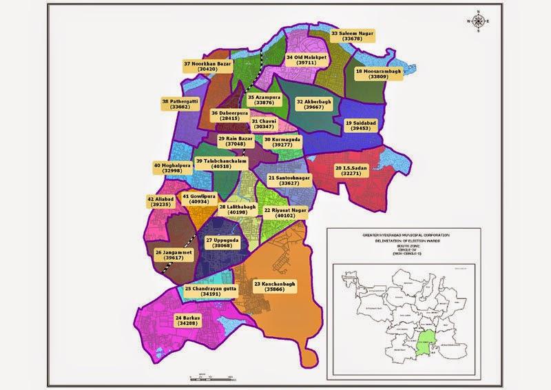 GHMC Circle 4 Map