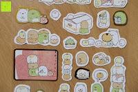 Größe: Blue Vessel 5 PCS Kreative Niedlichen Kaninchen Fett Papier Notebook Marker Label Notizblock Haftnotizen