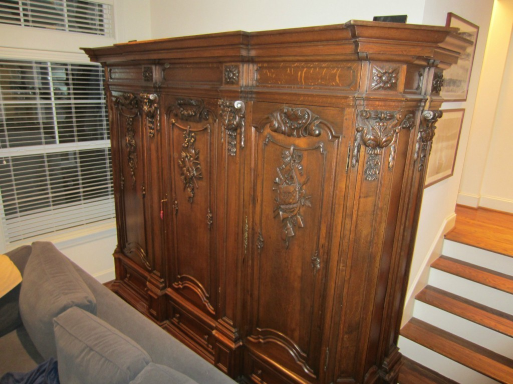 antique armoire for sale The Peak of Très Chic: French Antique Wedding Armoire For Sale!! antique armoire for sale