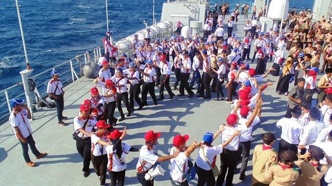 Berkumpul dengan Anak-anak Laut dari Seluruh Indonesia