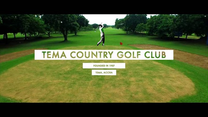 Ghana Open returns to Tema Country Golf Club