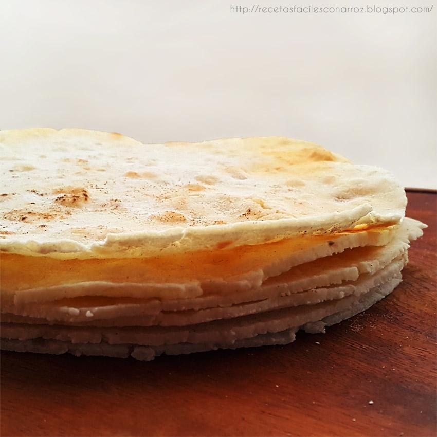 masa para tacos sin gluten