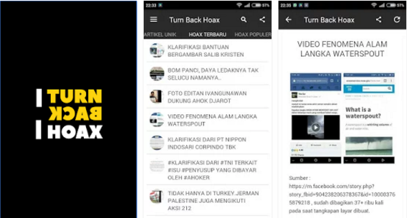 Turn Back Hoax Apk Android