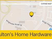 Fulton's Home Hardware Building Centre Hours Locations 35 Market Blvd SE