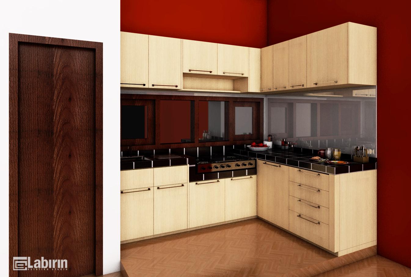 49+ Gambar Kitchen Set Minimalis Untuk Dapur Kecil Dan ...