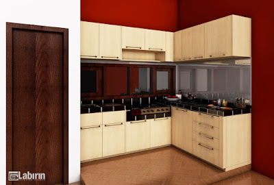kitchen set minimalis dapur 2