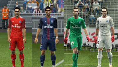 París Saint-Germain 2016-17
