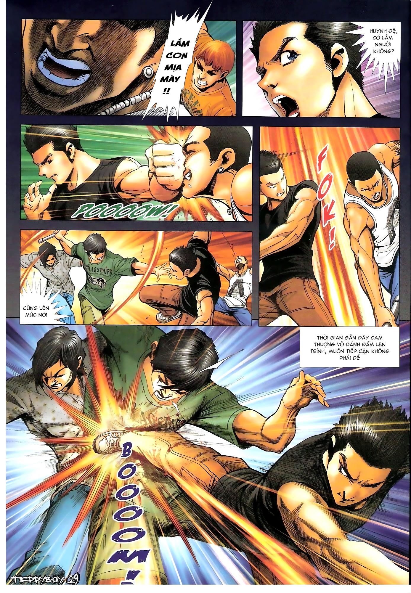 Người Trong Giang Hồ NetTruyen chap 1294 - Trang 26