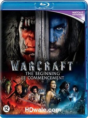 Warcraft The Beginning Full Movie Download (2016) English BluRay