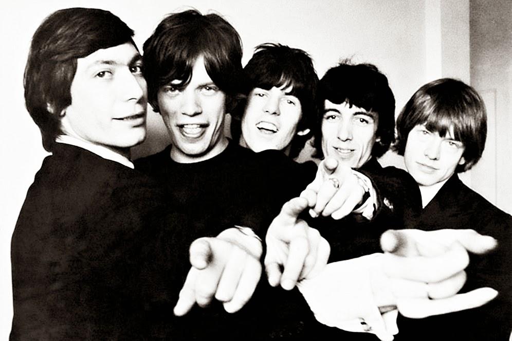 "A música ""Satisfaction"" projetou os Rolling Stones"