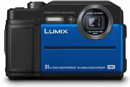 Panasonic Lumix FT7 Camera Reviews