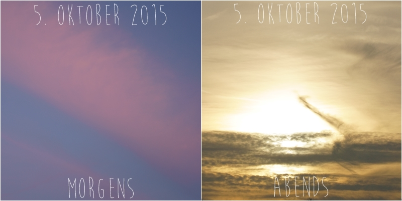 Blog + Fotografie by it's me! - Himmel am 05.10.2015