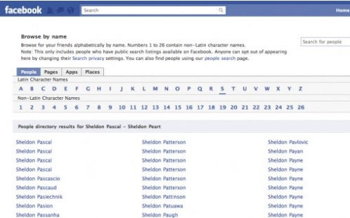 5 Ways To Facebook Search For People Without Logging in