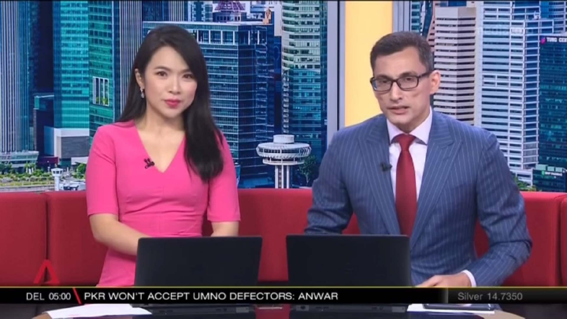 Frekuensi siaran Channel News Asia di satelit Palapa D Terbaru