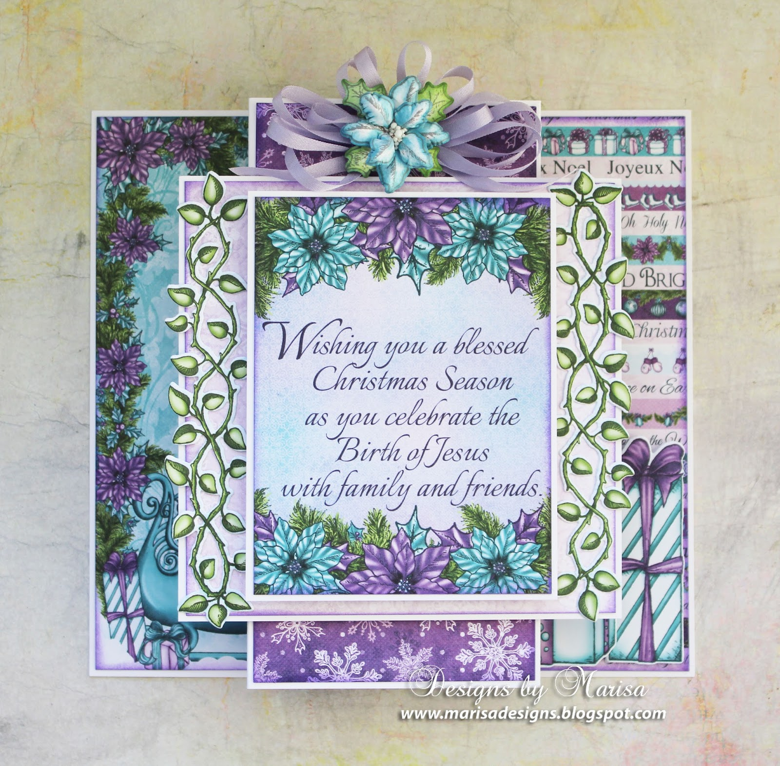Designs By Marisa Heartfelt Creations Wishing You A Blessed