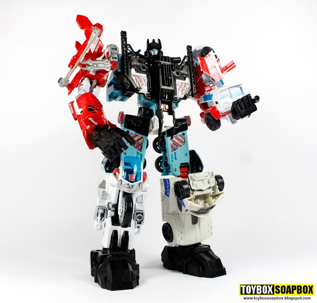 combiner wars deluxe groove leg