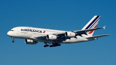 Pesawat Airbus A380-800F pesawat komersial terbesar di dunia