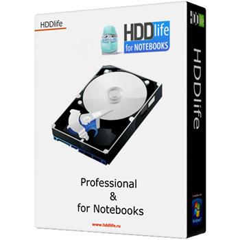 HDDLife for Notebooks 4.1 [Full] One2up โปรแกรมตรวจสุขภาพฮาร์ดดิสก์โน้ตบุ๊ค