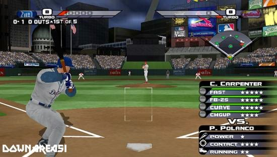 The Bigs PSP Game