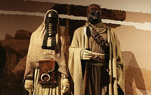 star wars power of costume exhibit seattle