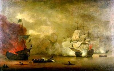 حرب الثلاثمائة سنة بين الجزائر واسبانيا