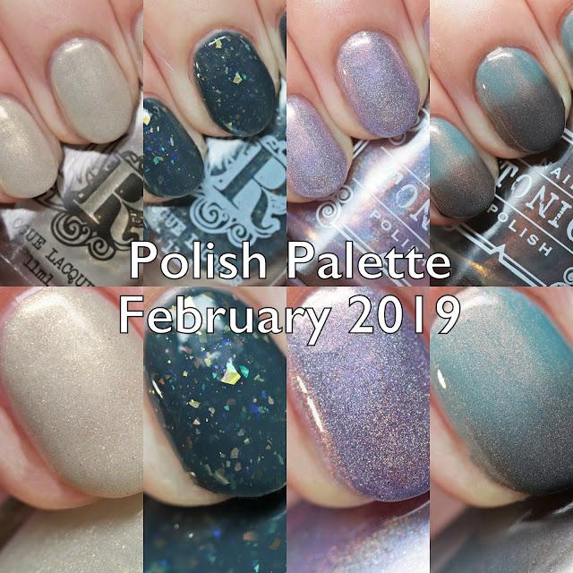 Polish Palette February 2019