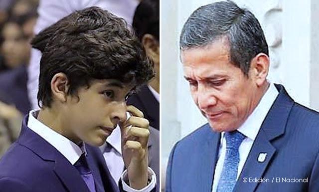 Ollanta Humala llegó al velorio de Alan García, pero le permitieron ingresar