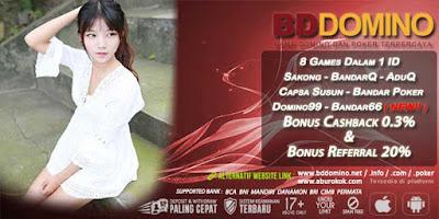 Tips Menang Judi Sakong Online  BDdomino.info Terpercaya