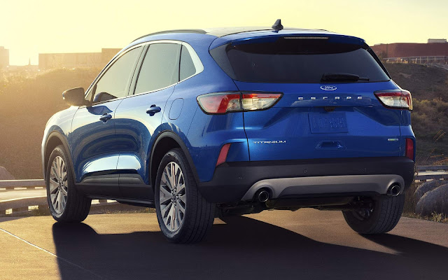 Novo Ford Escape 2020