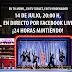 La Zarzuela emite por Facebook la última función de '¡24 horas mintiendo!'
