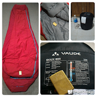 SB gunung / Sleeping Bag