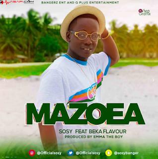 Sosy  Ft Beka Flavour - Mazoea