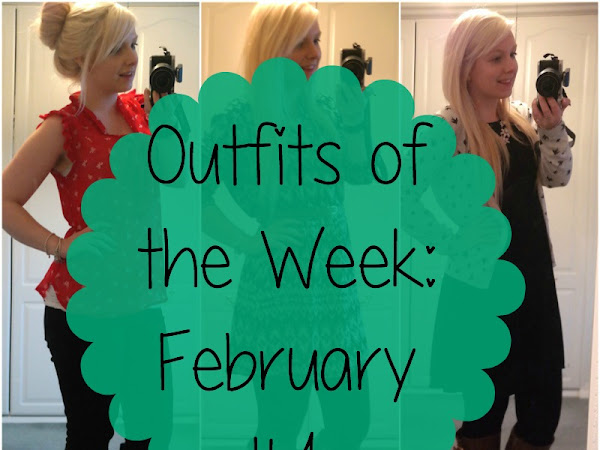 Outfits of the Week: February #4