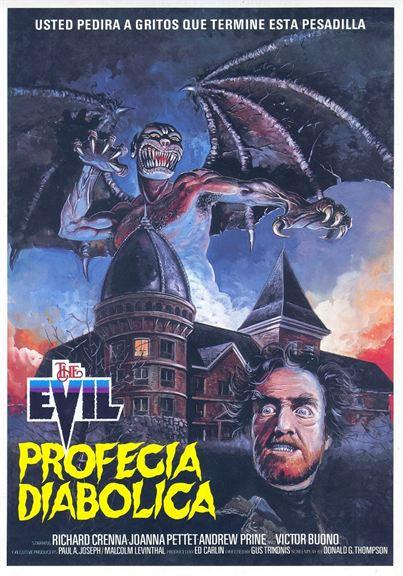 Profecía diabólica (El poder de Satanás) (1978)