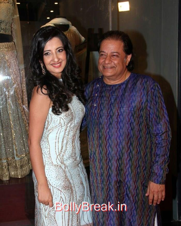 Amy Billimoria, Anup Jalota, Celebs At Amy Billimoria's House of Design Store Launch