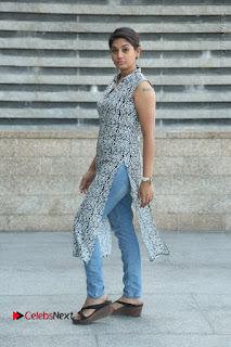Telugu Television Actress Karuna Latest Pos In Denium Jeans  0099.JPG