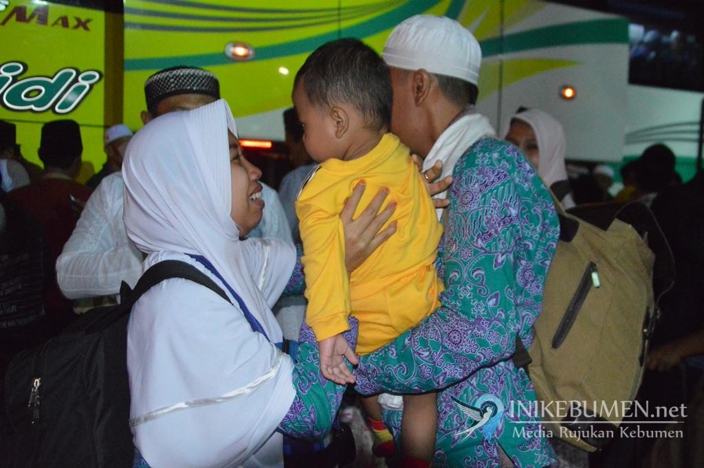 Tiba di Tanah Air, Satu Jamaah Haji Kebumen Dirawat di Rumah Sakit