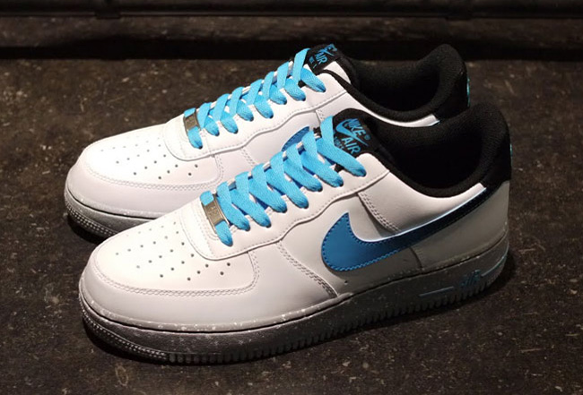 """3598c183486 Only Happy Times  Nike Air Force 1 Low """"Speckled Grey"""""""