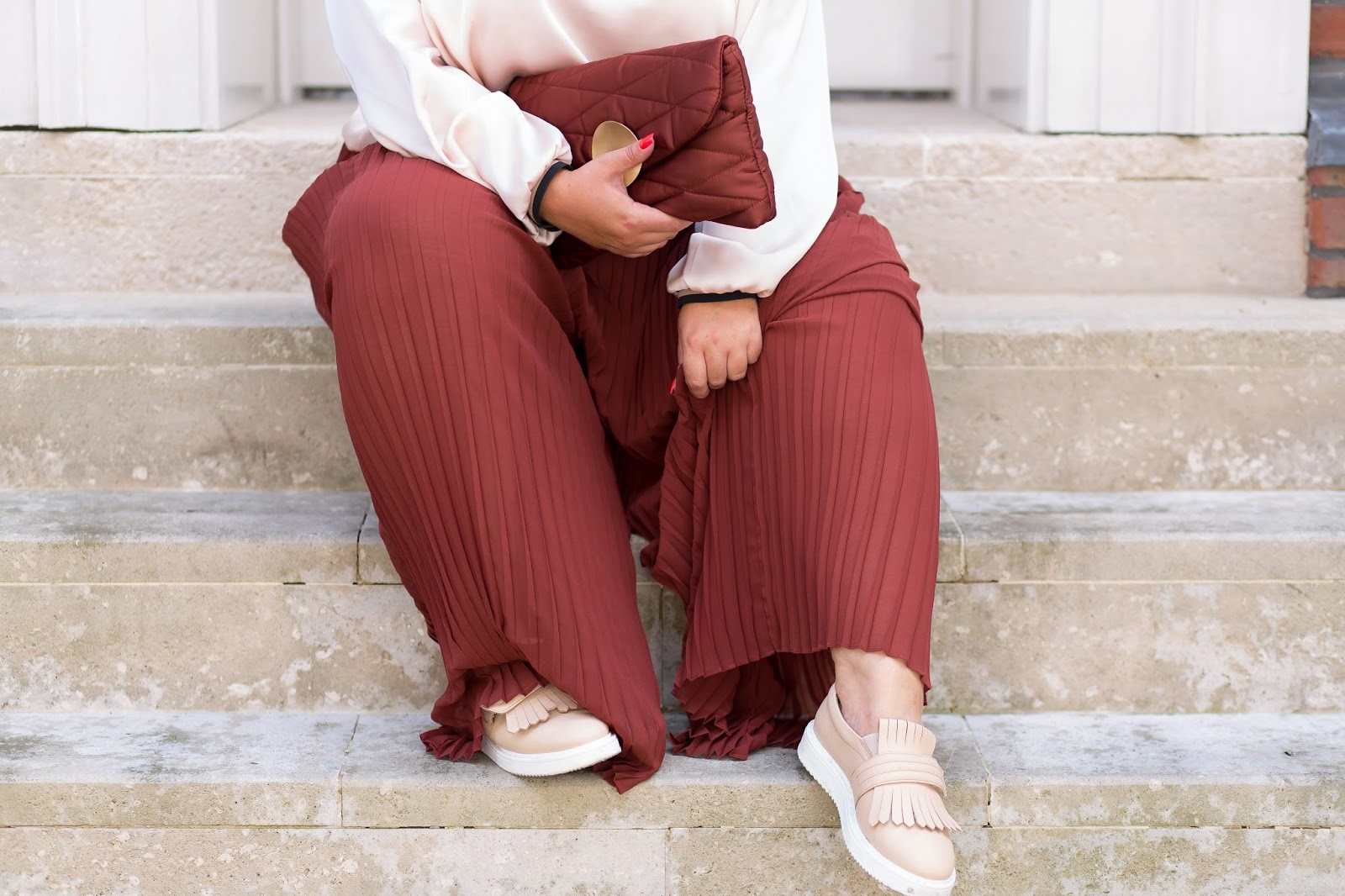 Danielle Vanier: Forget culottes, it's all about the wide