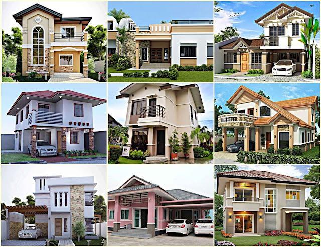 Gambar Desain Rumah Minimalis Biaya 150 Jutaan