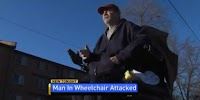 Pre-teens attack man in wheelchair