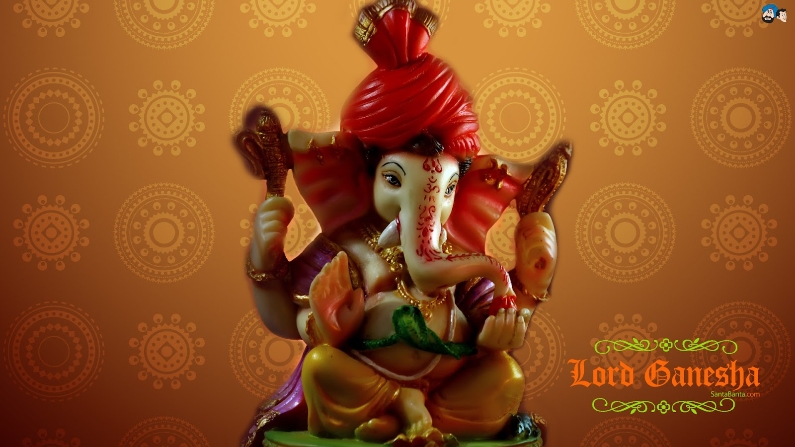 Lord Ganesha Latest Hd Images Free Downloads: HD WALLPAPER: Best HD God Wallpaper(High Definition)