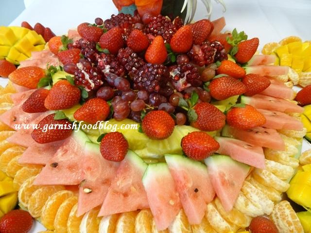 fruit basket flowerland fruit platter