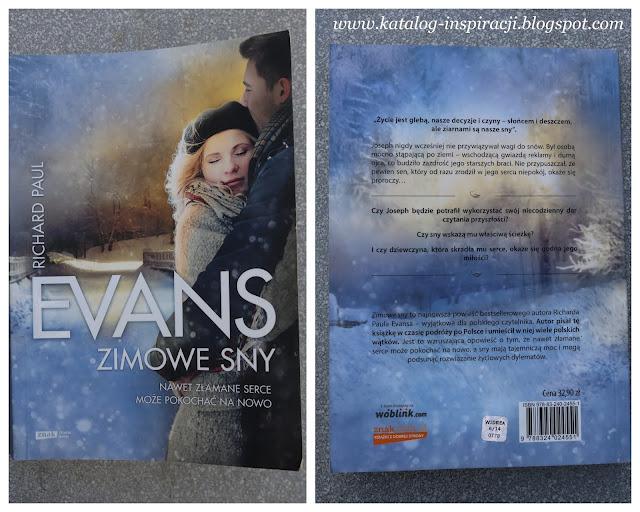 Zimowe sny, P. R. Evans
