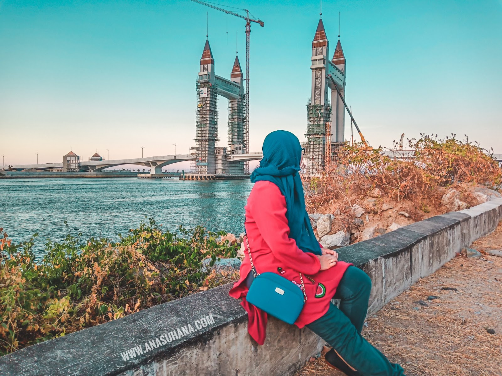 Terengganu Draw Bridge Ikon Ala London di Malaysia