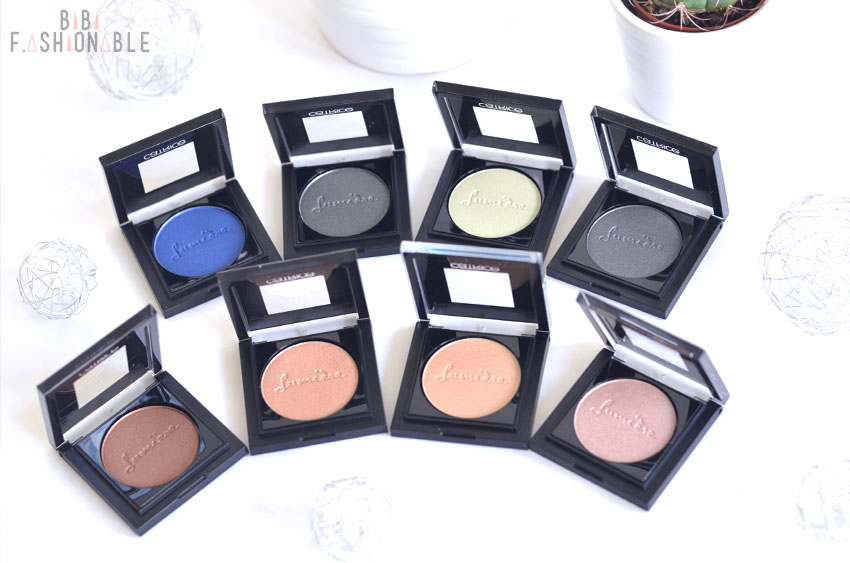Catrice pret-a-Lumiere Longlasting Eyeshadows offen