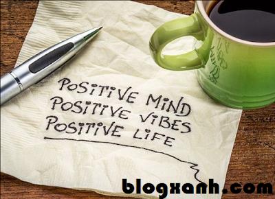 Suy nghĩ tích cực con đường dẫn đến thành công
