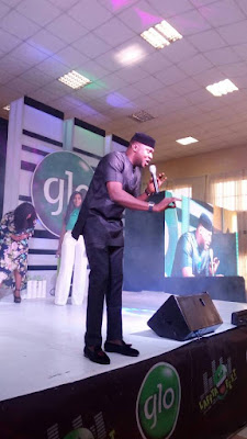 #GloLafftaFest2017: Basketmouth, Helen Paul, Acapella, Others, Spin Jokes At Ikorodu