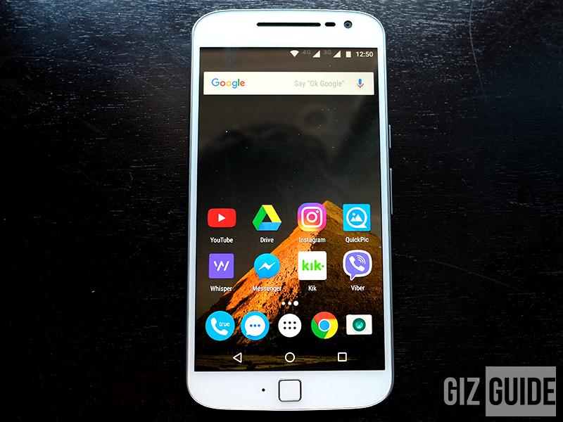We reviewed Moto's G4 Plus!
